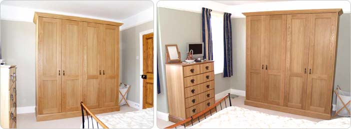 Solid Wood Custom Made Fine Furniture in Hertfordshire - Furniture to Fit